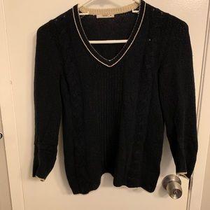 Prada sweater with elbow pads